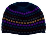 Paul Smith Patterned Wool Beanie