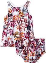 Splendid Littles All Over Print Voile Dress (Infant)
