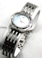 Movado New Esperanza Diamond Accent Bezel Stainless-steel Women's Watch