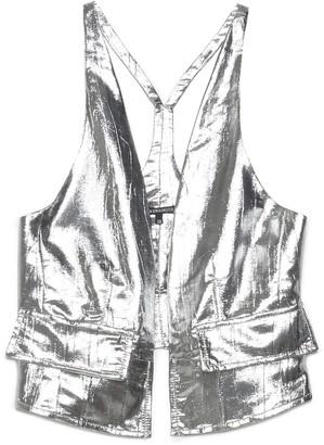 Ann Demeulemeester Racer-Back Vest
