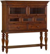 Hillsdale Pine Island Sideboard Cabinet