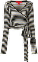 Tommy Hilfiger thermal wrap top