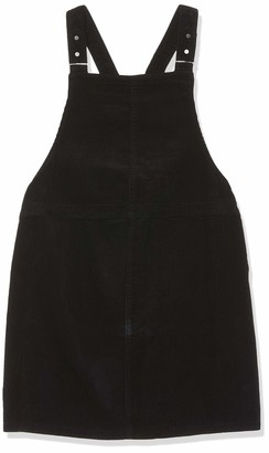 New Look Maternity Women's 8W Cord Dungaree Pinny:1:S14 Dress