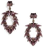 BaubleBar Women's 'Nevaeh' Crystal Drop Earrings