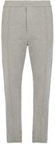 Acne Studios Frede straight-leg cotton track pants