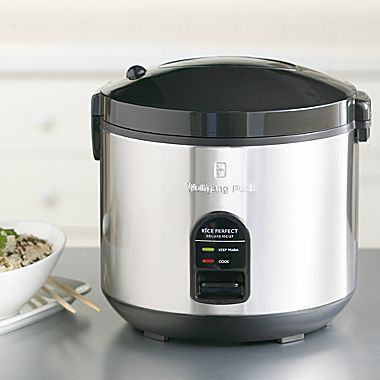 JCPenney Wolfgang Puck® 10-cup Rice Cooker