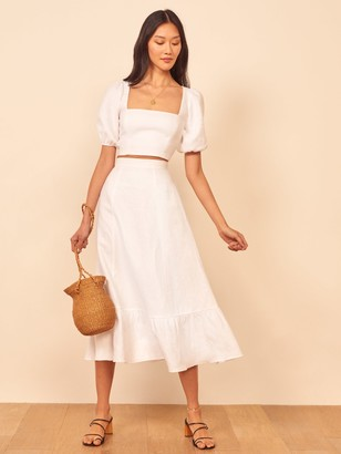 Reformation Yucca Two Piece