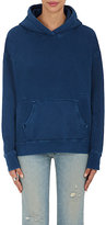 Simon Miller Women's Cotton French Terry Hooded Sweatshirt-BLUE