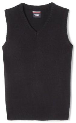 French Toast Toddler Boys School Uniform V-Neck Sweater Vest