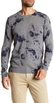 Autumn Cashmere Paint Splatter Cashmere Sweater