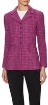 Chanel Tweed 4 Pocket Jacket