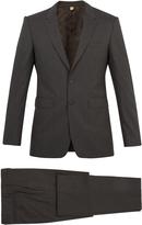 Burberry Millbank slim-fit wool suit