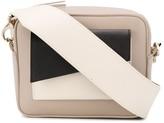 L'Autre Chose Colour-Block Crossbody Bag