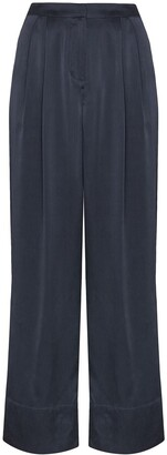 ST. AGNI Patti wide leg trousers