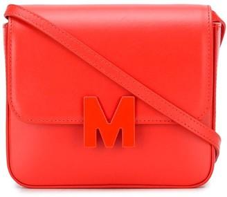 MSGM small M logo shoulder bag