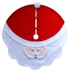 Kurt Adler 52-Inch Santa Tree skirt