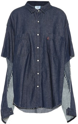 Vetements x Levi's Denim shirt
