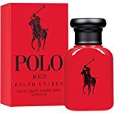 Polo Ralph Lauren Red for Men Eau de Toilette Spray, 2.5 Fluid Ounce