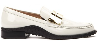 Tod's Tods White Leather Loafer