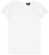 A.P.C. Cobru cotton top