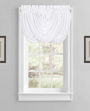 J Queen New York Five Queens Court Mackay Waterfall Valance Bedding
