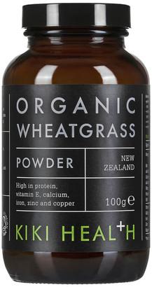 Kiki Health KIKI Health Organic Wheatgrass Powder 100g