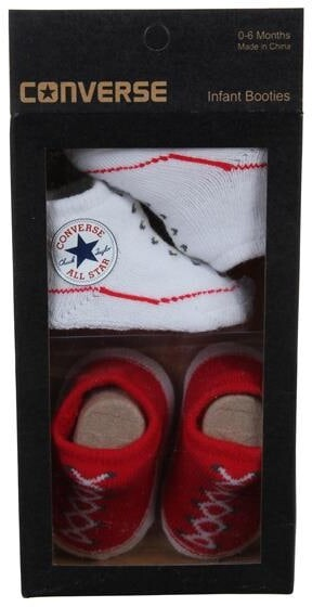 Thumbnail for your product : Converse Chuck Taylor All Star Crib Bootie Gift Box