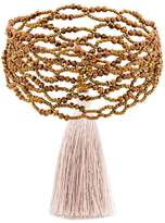 Night Market beaded layered necklace