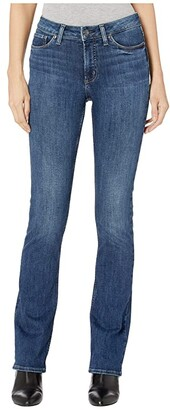 Silver Jeans Co. Most Wanted Skinny Bootcut Jeans L63707SSX381