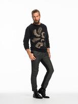 Scotch & Soda Lurex Artwork Sweater