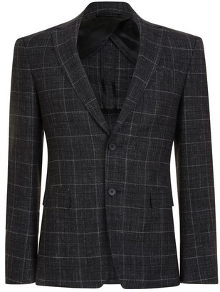 HUGO BOSS Nobis Checked Blazer
