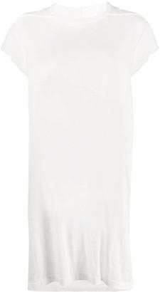 Rick Owens longline short sleeve T-shirt