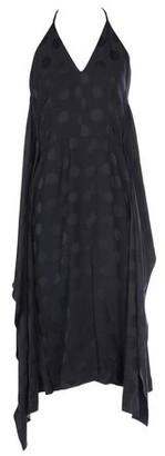 Martin Grant 3/4 length dress
