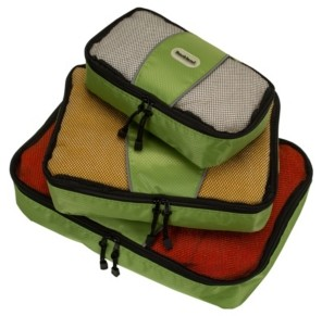 Rockland Packing Cubes Set of 3