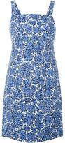 MICHAEL Michael Kors floral print sleeveless dress