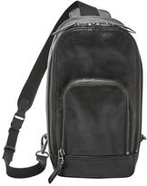 Fossil Mayfair Leather Crossbody Backpack