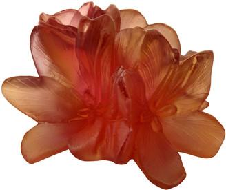 Daum Small Safran Flower