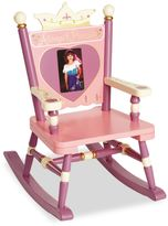 Levels of Discovery Princess Mini Rocking Chair in Pink