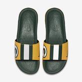 Nike Benassi Solarsoft (NFL Packers) Men's Slide