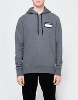 Ami Oversized Hooded Sweatshirt