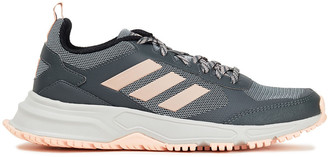 adidas Rockadia Trail 3.0 Canvas And Faux Leather Sneakers