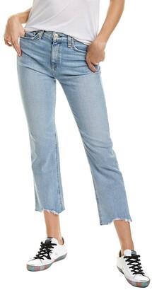 Rag & Bone Nina Doric High-Rise Ankle Flare Jean