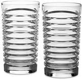 Ralph Lauren Home Set of 2 Metropolis Highball Glasses