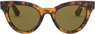 Ralph Lauren Preppy Cat-Eye Sunglasses