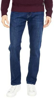 Mavi Jeans Marcus Slim Straight Leg in Dark Blue Supermove (Dark Blue Supermove) Men's Jeans