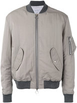 Soulland Thomasson bomber jacket - men - Nylon/Viscose - L