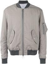 Soulland Thomasson bomber jacket
