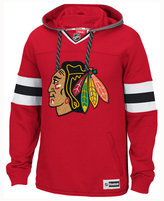 Reebok Men's Chicago Blackhawks Jersey Pullover Hoodie
