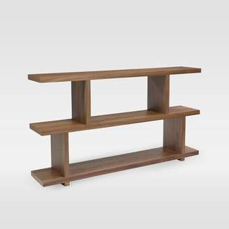 west elm Modern Staggered Shelf - Small