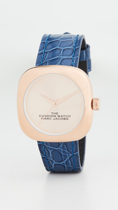 Marc Jacobs The Cushion Watch 36mm